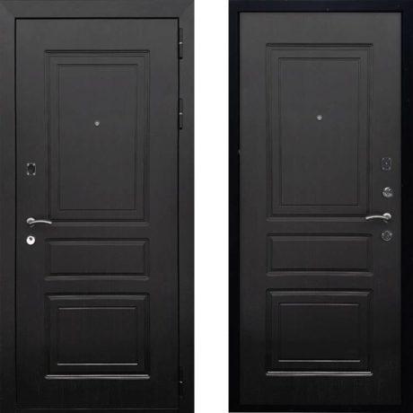 Фото дверь ДМ 6 Венге