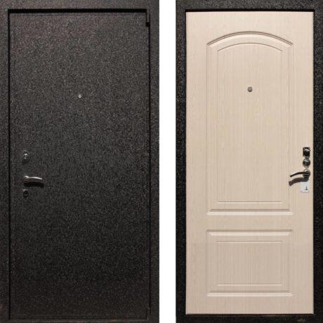 Фото дверь ДМ Премиум 6 Беленый дуб