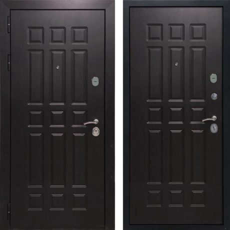 Фото дверь ДМ 8 Венге