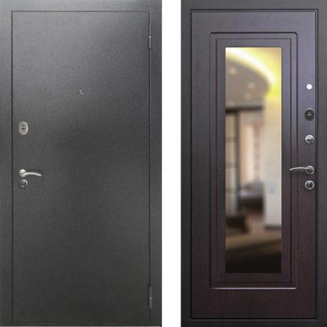 Фото дверь ДМ 2A Зеркало Венге
