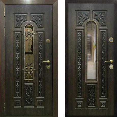 Фото дверь ДМ 8 Ковка