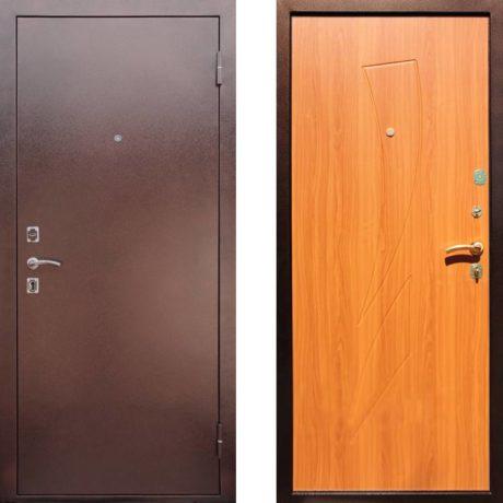 Фото дверь ДМ 1 Парус Клен медовый