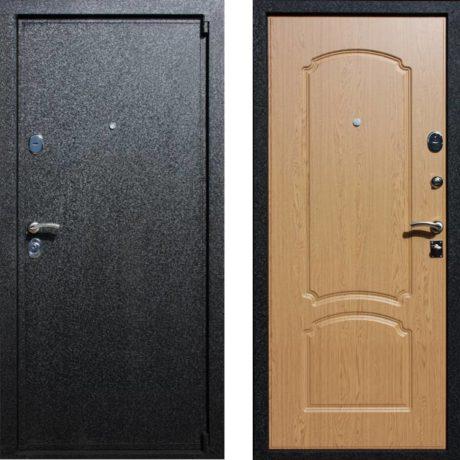 Фото дверь ДМ 3 Дуб светлый