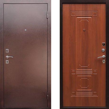 Фото дверь ДМ 1 Итальянский орех