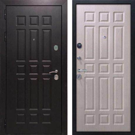 Фото дверь ДМ 8 Беленый дуб
