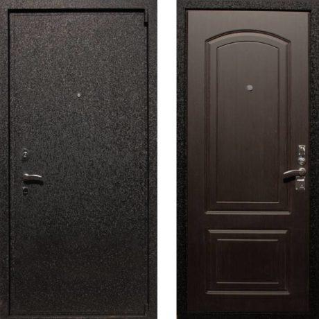 Фото дверь ДМ Премиум 6 Венге