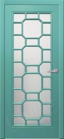Фото дверь Турин фрезерованный