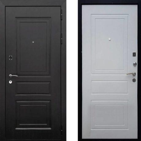 Фото дверь ДМ 6 Ясень белый