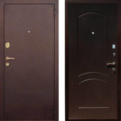 Фото дверь ДМ 1А Венге