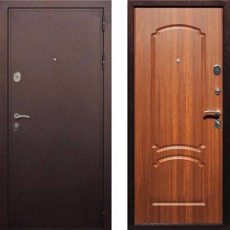 Фото дверь ДМ Премиум 61 4мм металл