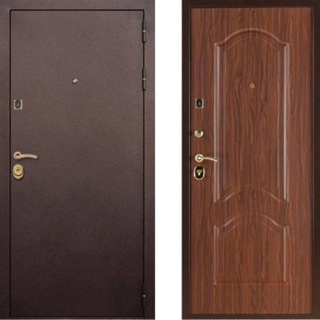 Фото дверь ДМ Лайт 3 Орех