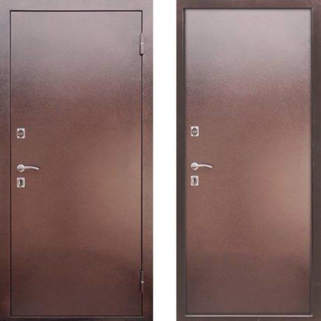 Фото дверь ДМ Металл/Металл