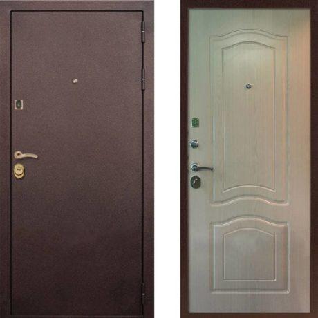 Фото дверь ДМ Лайт 3 Беленый Дуб