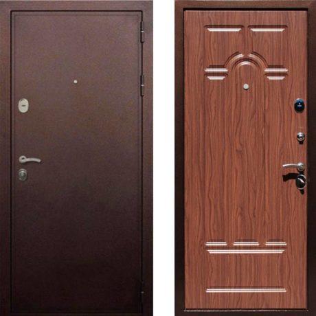 Фото дверь ДМ 5А Орех
