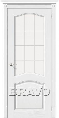 Фото дверь Франческо остекленное