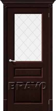 Фото дверь Леонардо остекленное