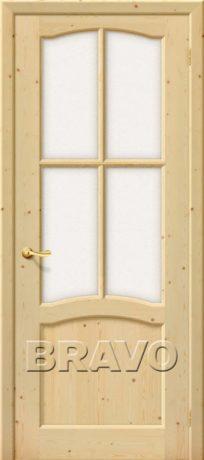 Фото дверь Мечта остекленное Без отделки