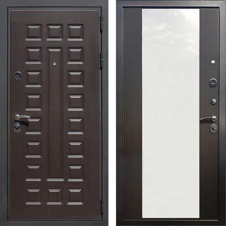Фото дверь ДМ Премиум 3 CБ-16 Венге