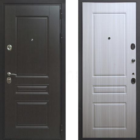 Фото дверь ДМ Премиум Н Сандал Белый