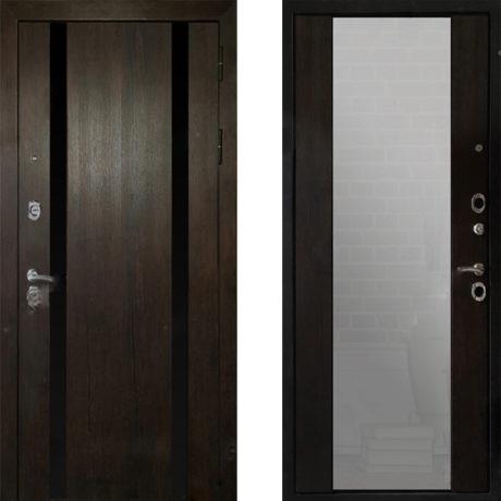 Фото дверь ДМ Премьер Z-3 Венге