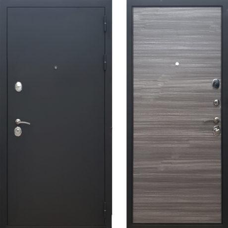 Фото дверь ДМ 5 Сандал серый горизонт