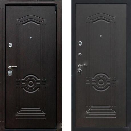 Фото дверь ДМ Grand Венге