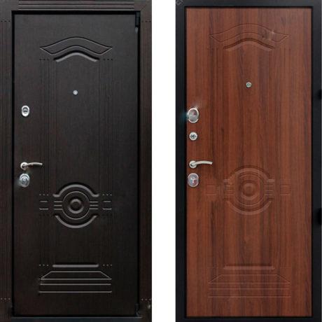 Фото дверь ДМ Grand Орех