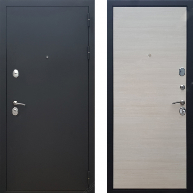 Фото дверь ДМ 5 Акация светлая поперечная