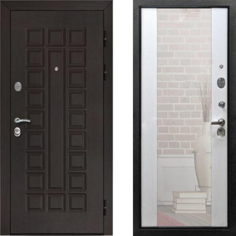 Фото дверь ДМ Сенатор СБ-16 Лиственница белая