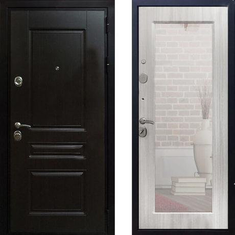 Фото дверь ДМ Премиум Н Сандал Белый Пастораль