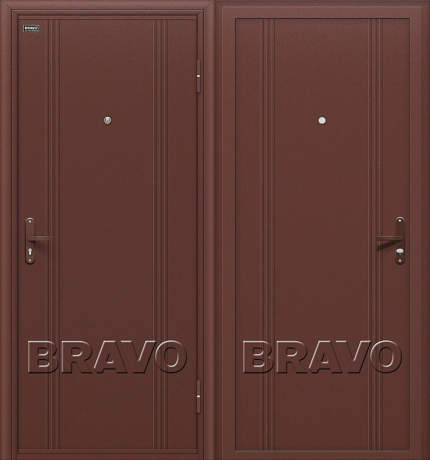 Фото дверь Door Out 101 Антик Медь
