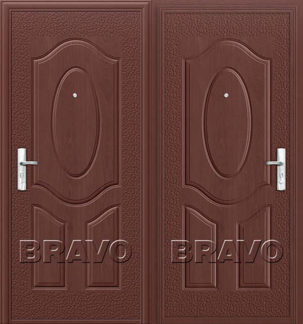 Фото дверь Е40М-1-40 Молотковая эмаль