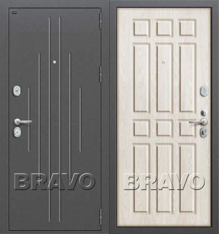 Фото дверь Р2-205 П-25 (Беленый Дуб)