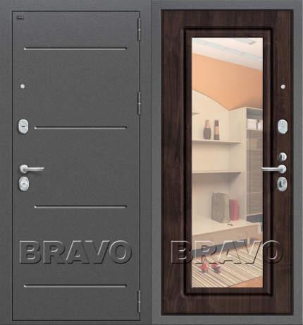 Фото дверь Р2-206 П-28 (Темная Вишня)