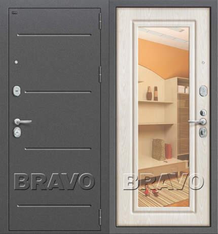 Фото дверь Р2-206 П-25 (Беленый Дуб)
