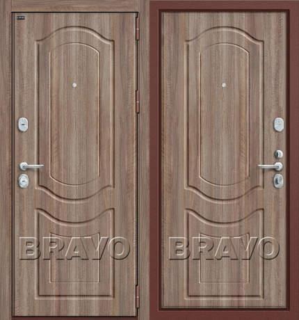 Фото дверь Р3-300 П-1 (Темный Орех)