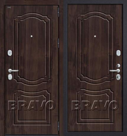 Фото дверь Р3-301 П-28 (Темная Вишня)