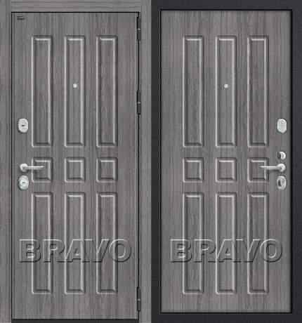 Фото дверь Р3-303 П-27 (Серый Дуб)