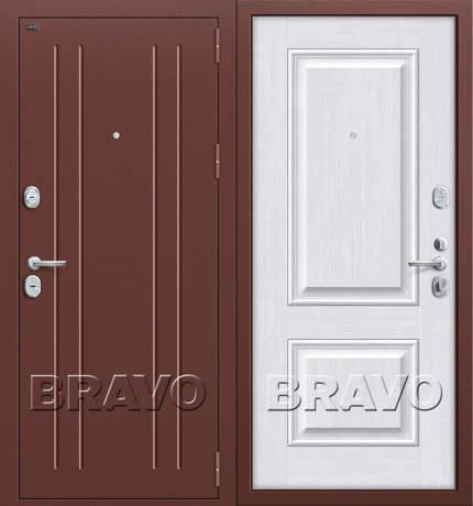 Фото дверь T2-232 Milk Oak