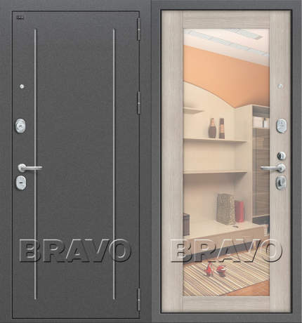 Фото дверь T2-220 Cappuccino Veralinga
