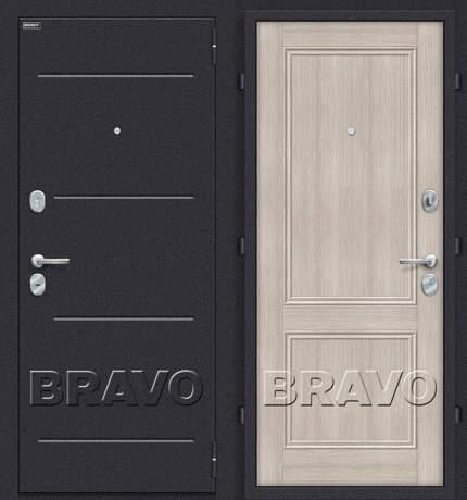 Фото дверь Класс Cappuccino Veralinga
