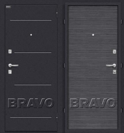 Фото дверь Кобра Black Wood