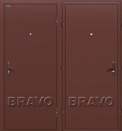 Фото дверь Лайт (45 мм) Антик Медь