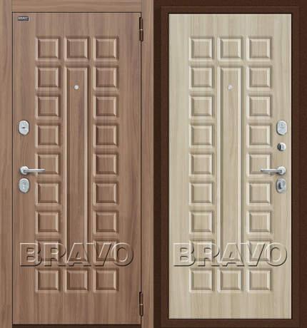 Фото дверь Твин П-35 (Шимо Темный)/П-34 (Шимо Светлый)