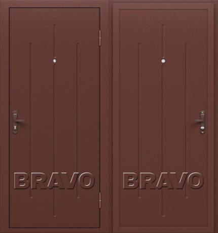 Фото дверь Стройгост 5-1 Антик Медь