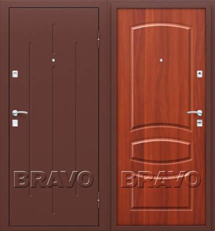 Фото дверь Стройгост 7-2 М-11 (ИталОрех)