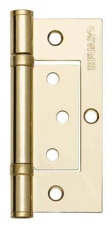 Фото дверь Петля Fuaro (Фуаро) универсальная без врезки 300-2BB 100x2,5