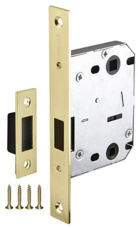 Фото дверь Защелка Fuaro (Фуаро) врезная MAGNET M72-50