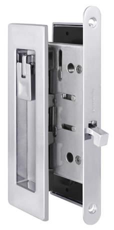 Фото дверь Набор Armadillo (Армадилло) для раздвижных дверей SH011