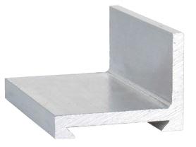 Фото дверь Монтажный Armadillo (Армадилло) уголок для верхней направляющей Comfort R